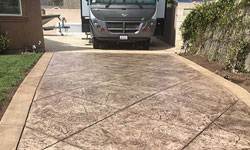 Custom Concrete Feature