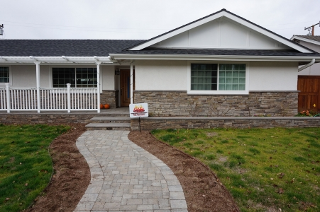 Pavers and Stone Veneer