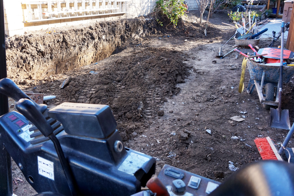 CPF Excavation Project 4