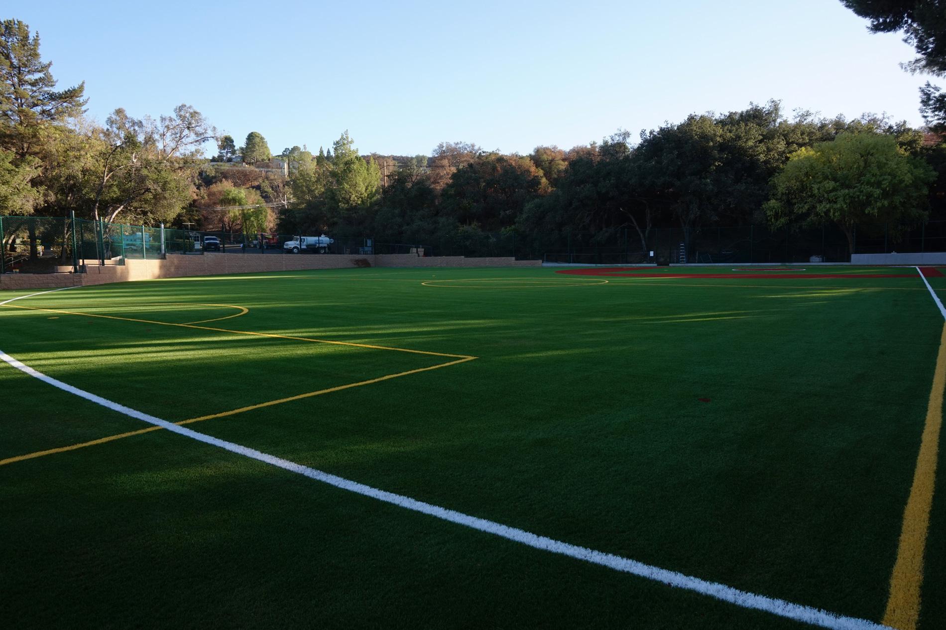 Viewpoint School Open Field View